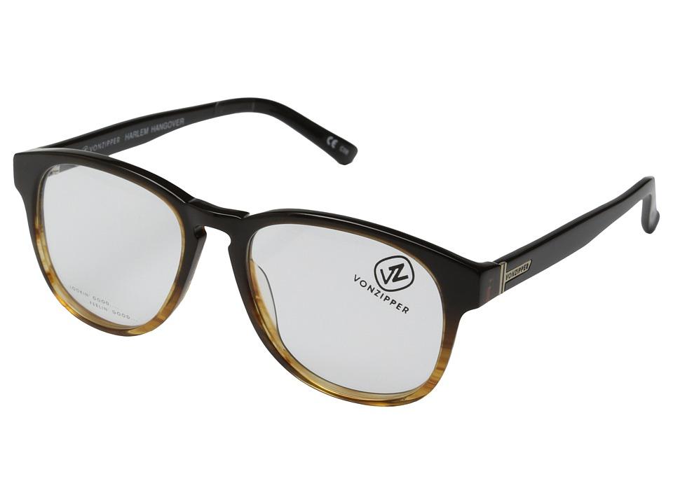 VonZipper - Harlem Hangover Reader (Tortoise) Sport Sunglasses