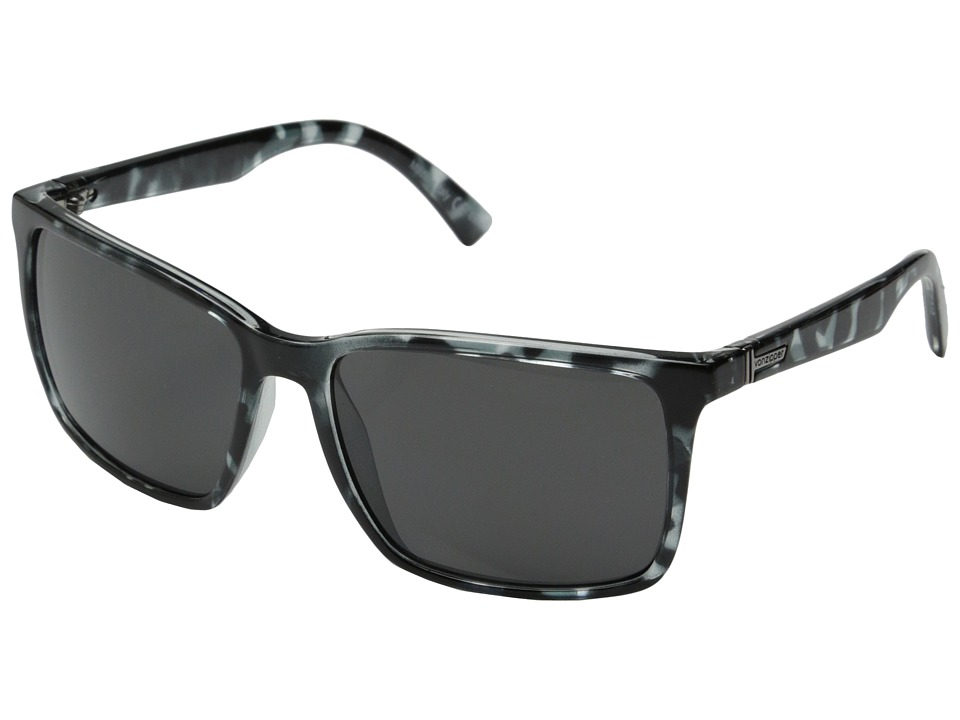 VonZipper - Lesmore (Shadow Tortoise/Grey) Sport Sunglasses