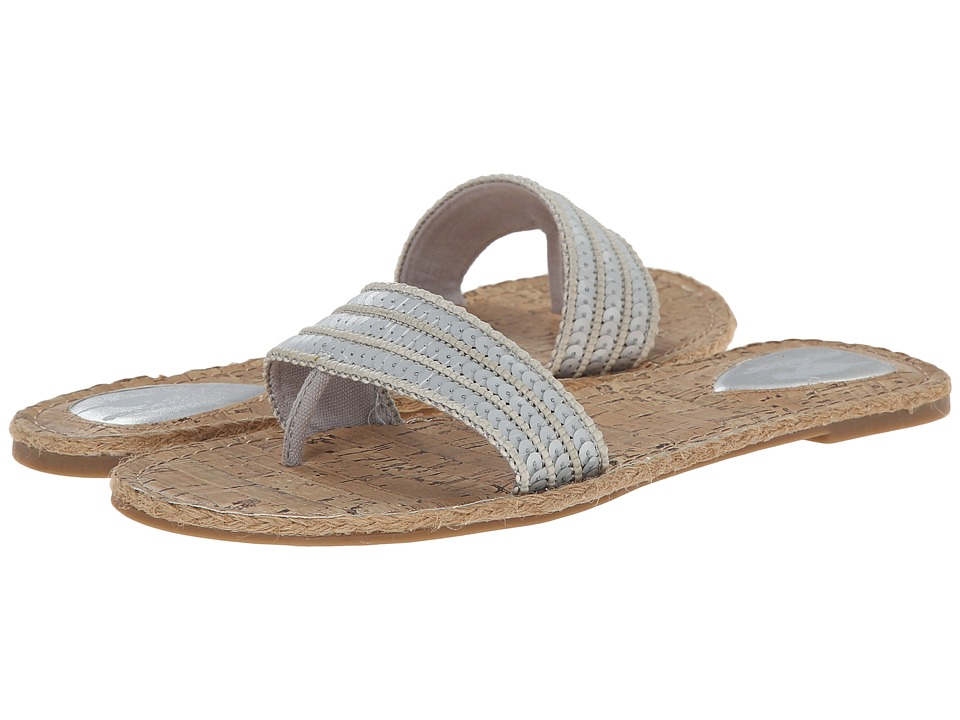 Rocket Dog - Frisbee (Silver Glam Squad) Women's Sandals