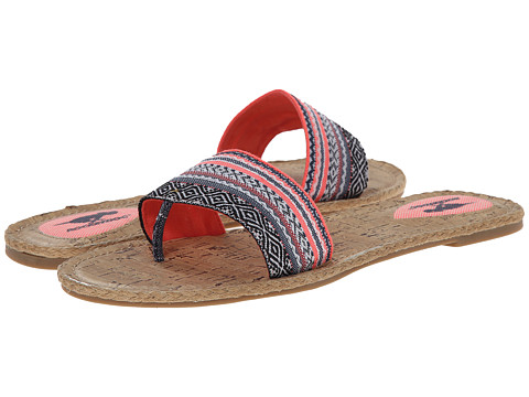 Rocket Dog - Frisbee (White Beach County) Women's Sandals