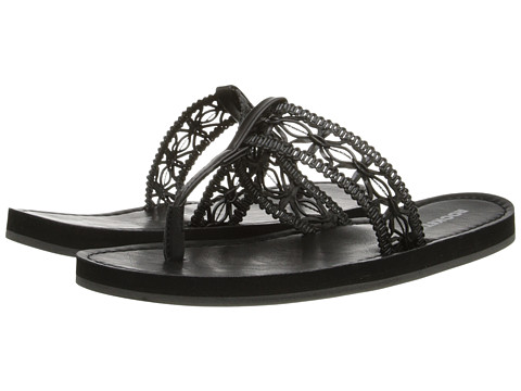 Rocket Dog - Playa (Black Island Petal) Women's Sandals