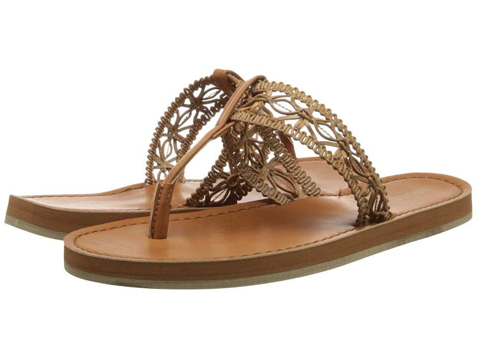 Rocket Dog - Playa (Tan Island Petal) Women's Sandals