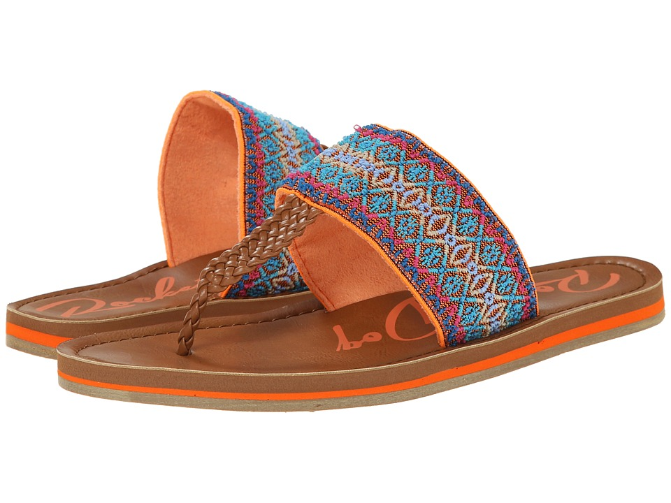 Rocket Dog - Peaches (Melon Summer Crush) Women's Sandals