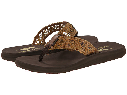 Rocket Dog - Nacho (Tan Island Petal) Women's Sandals