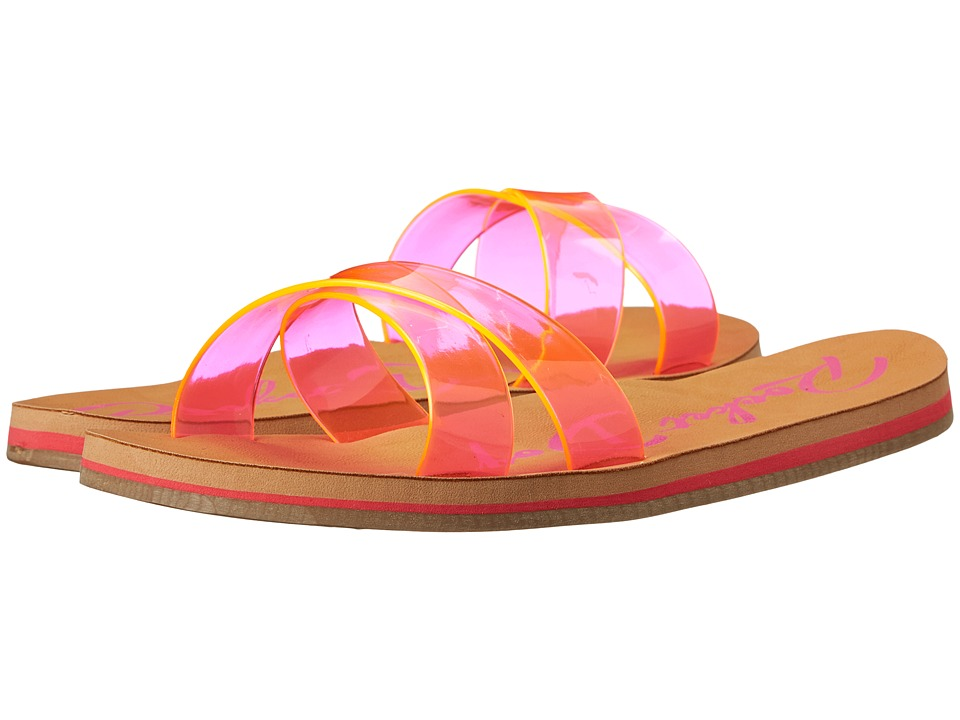 Rocket Dog - Pascal (Pink Gummy Bear) Women's Sandals