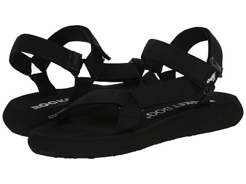 Rocket Dog - Surfside (Black Webbing) Women's Shoes