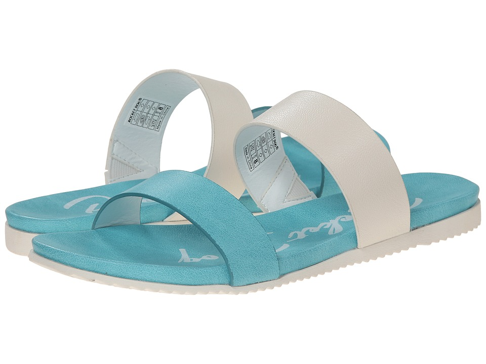 Rocket Dog - Spree (Turquoise Santa Ana) Women's Sandals
