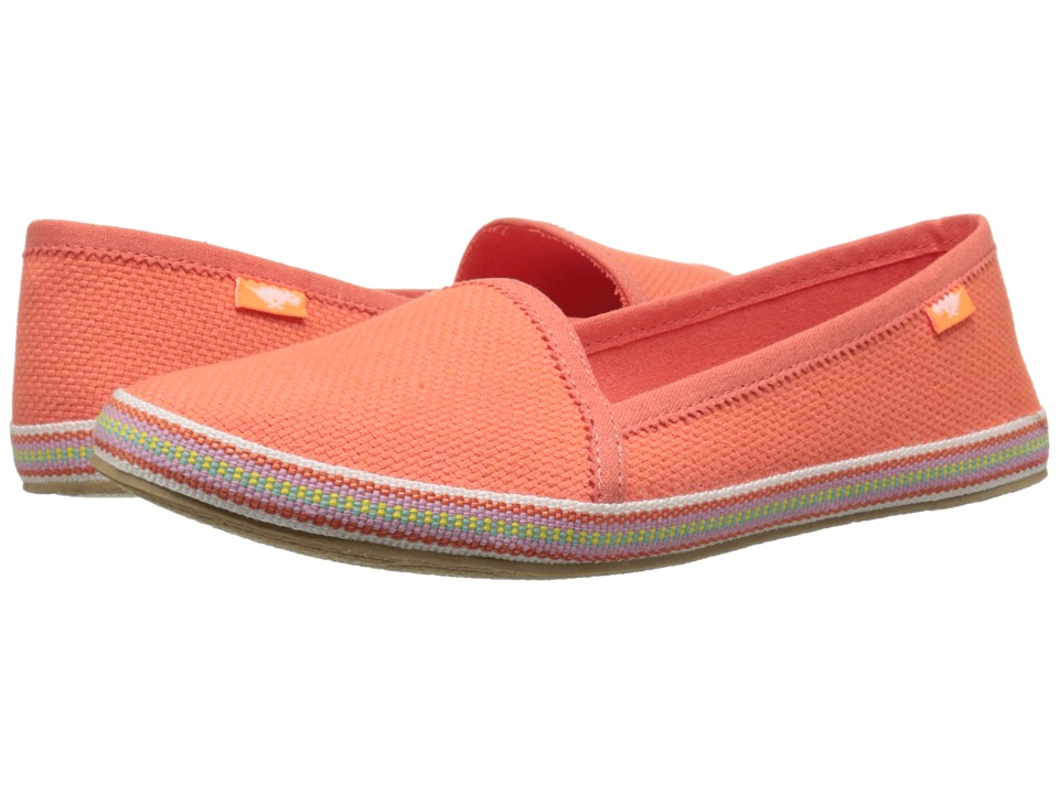 Rocket Dog - Wavey (Melon Hampton) Women's Slip on Shoes