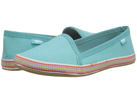 Rocket Dog - Wavey (Turquoise Hampton) Women's Slip on Shoes