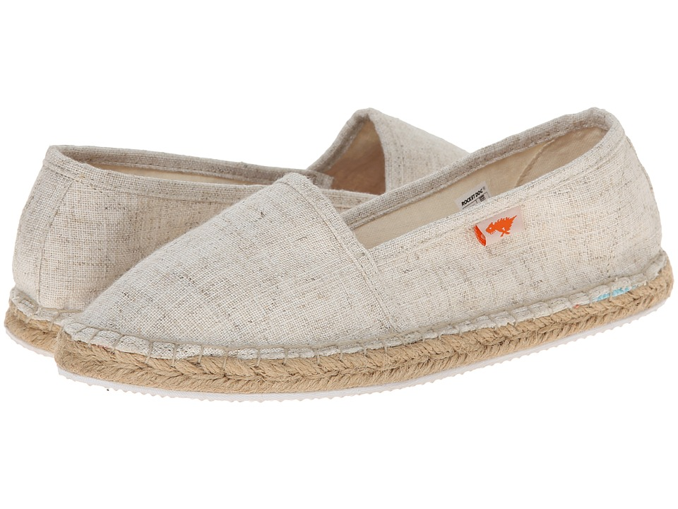 Rocket Dog - Temple (Natural San Clemente) Women's Slip on Shoes