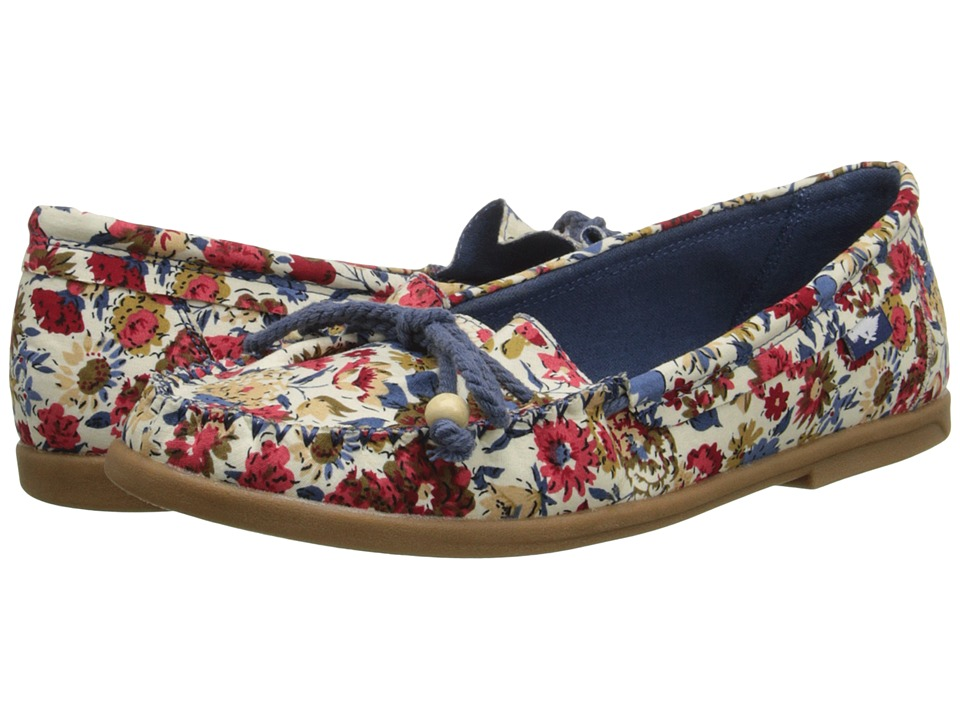 Rocket Dog - Juniper (Blue Field Notes) Women's Shoes