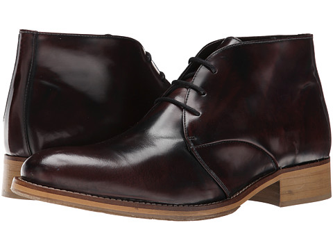 Dune London - Crib (Brown Leather) Men's Shoes