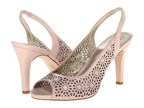 Anne Klein - AKOdea (Pale Pink Leather) High Heels