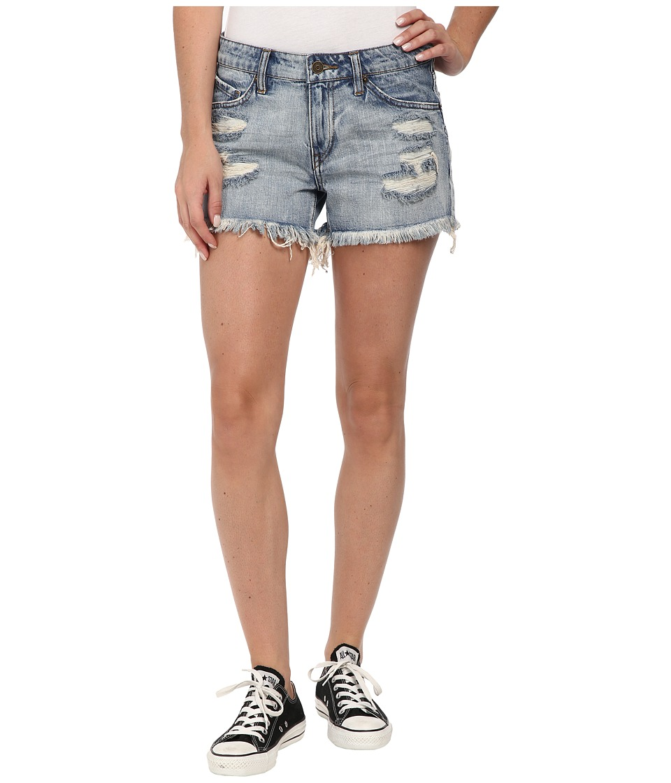 Volcom - Stoned Short (Heavy Worn Faded) Women's Shorts