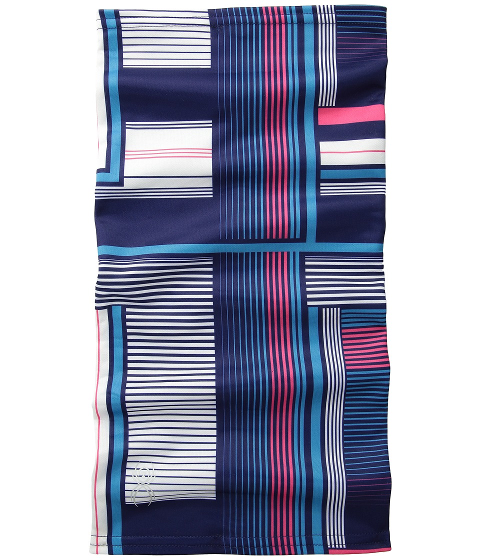 Spyder Kids - T-Hot Tube (Big Kids) (Evening Vybe Print) Scarves