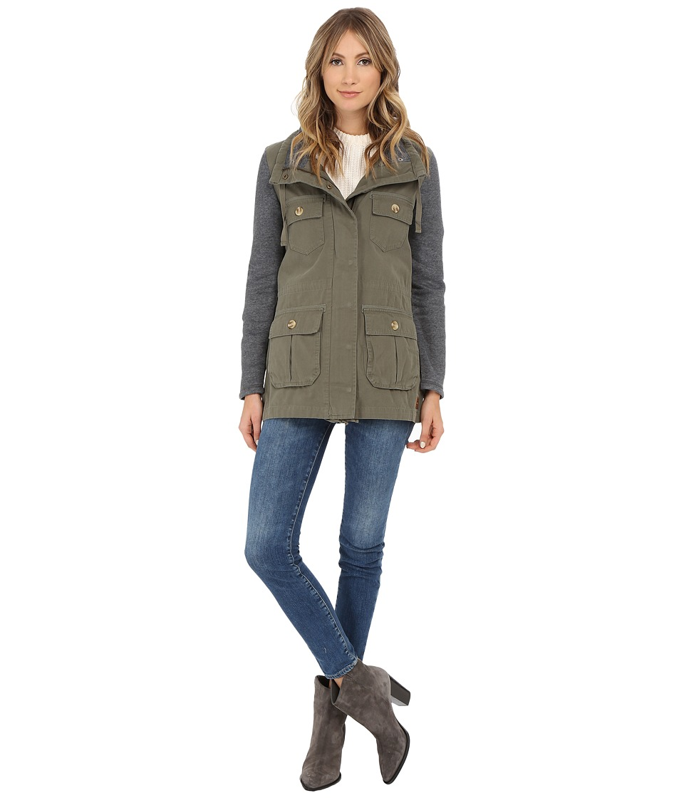 O'Neill - Kara Jacket (Olive) Women's Jacket