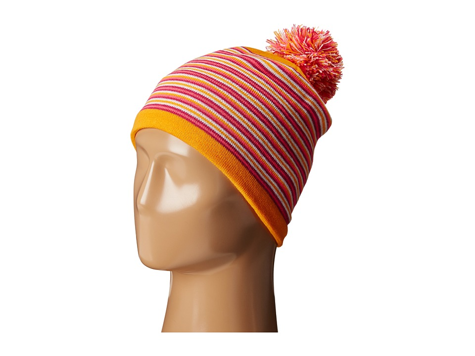 Spyder Kids - Stripe Hat (Big Kids) (Edge/Multi) Cold Weather Hats