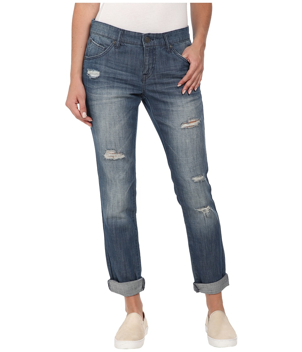 Volcom - Stoned Slim Slouch Jeans (Lightweight Vintage) Women's Jeans