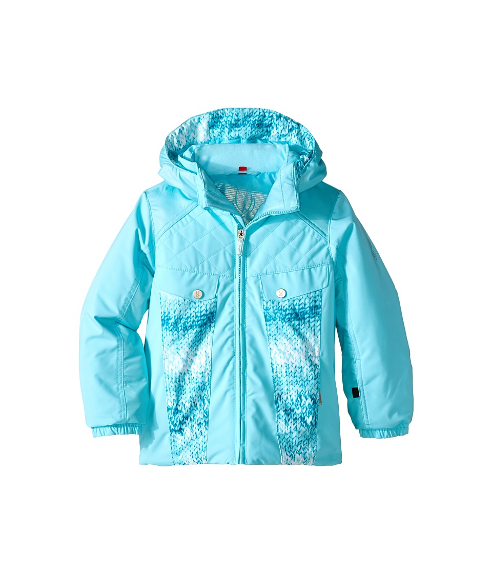 Spyder Kids - Bitsy Mynx Jacket (Toddler/Little Kids/Big Kids) (Shatter/Shatter Multi-Loop) Girl's Coat