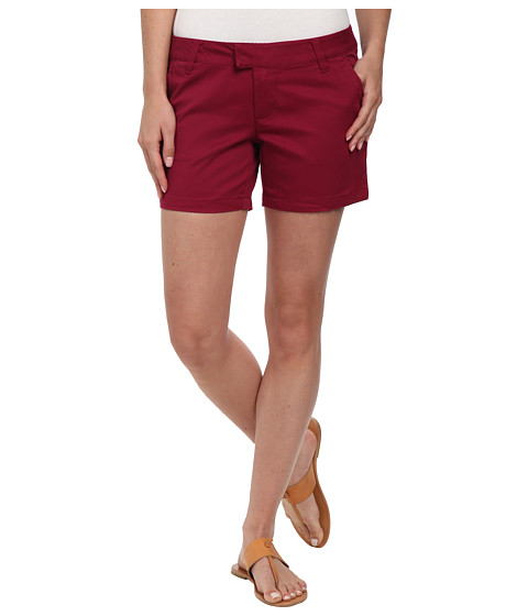Volcom - Frochickie 5 Short (Cranberry) Women's Shorts
