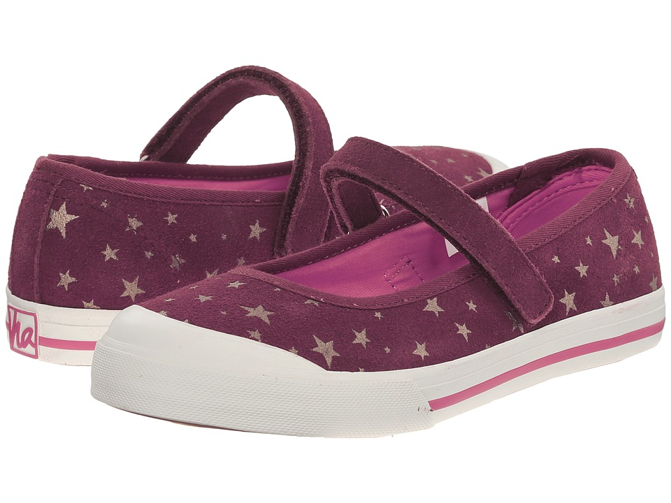 Hanna Andersson - Agda (Toddler/Little Kid/Big Kid) (Russet II) Girls Shoes