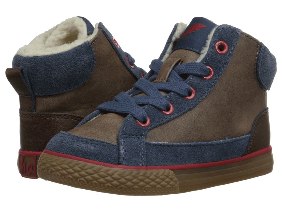 Hanna Andersson - Tomas (Toddler/Little Kid/Big Kid) (Foggy Blue) Boys Shoes