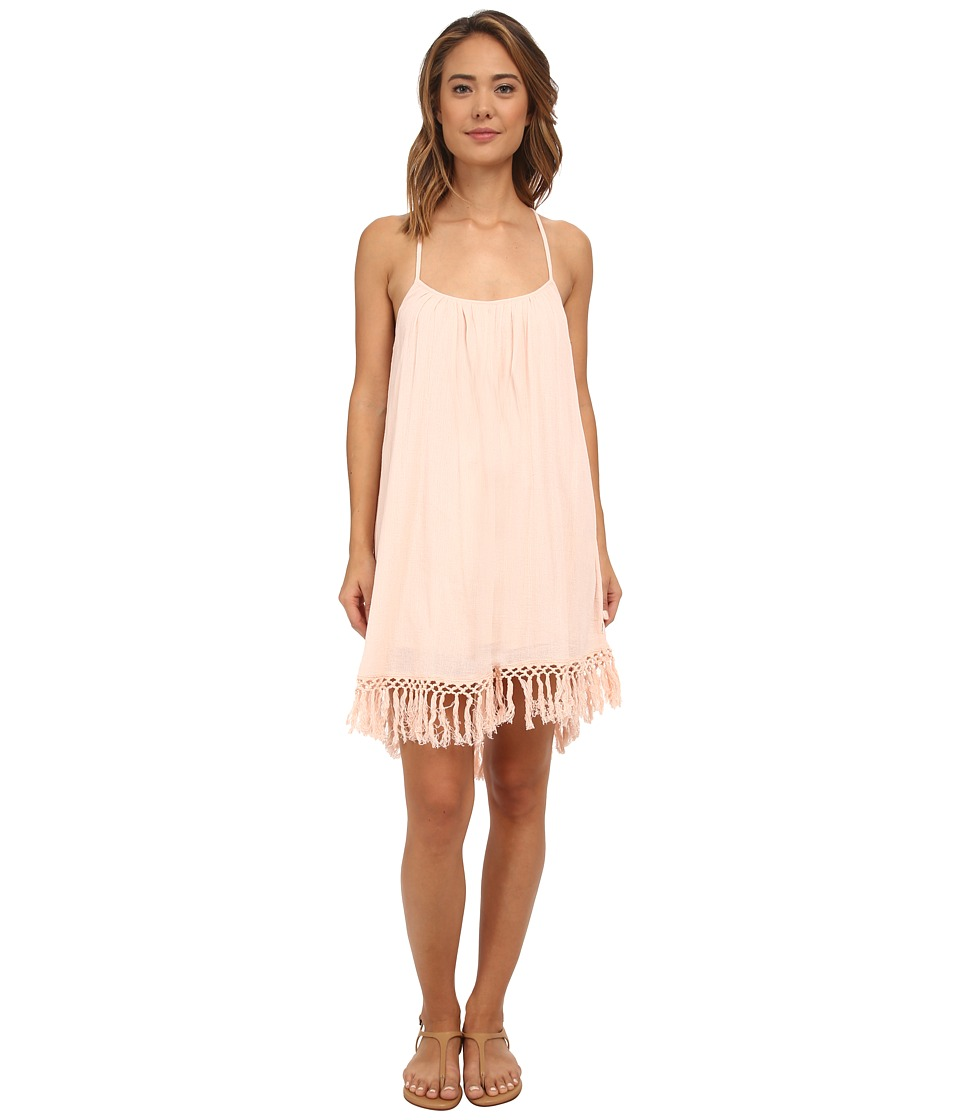 Volcom - Oh Dang Dress (Cloud Pink) Women