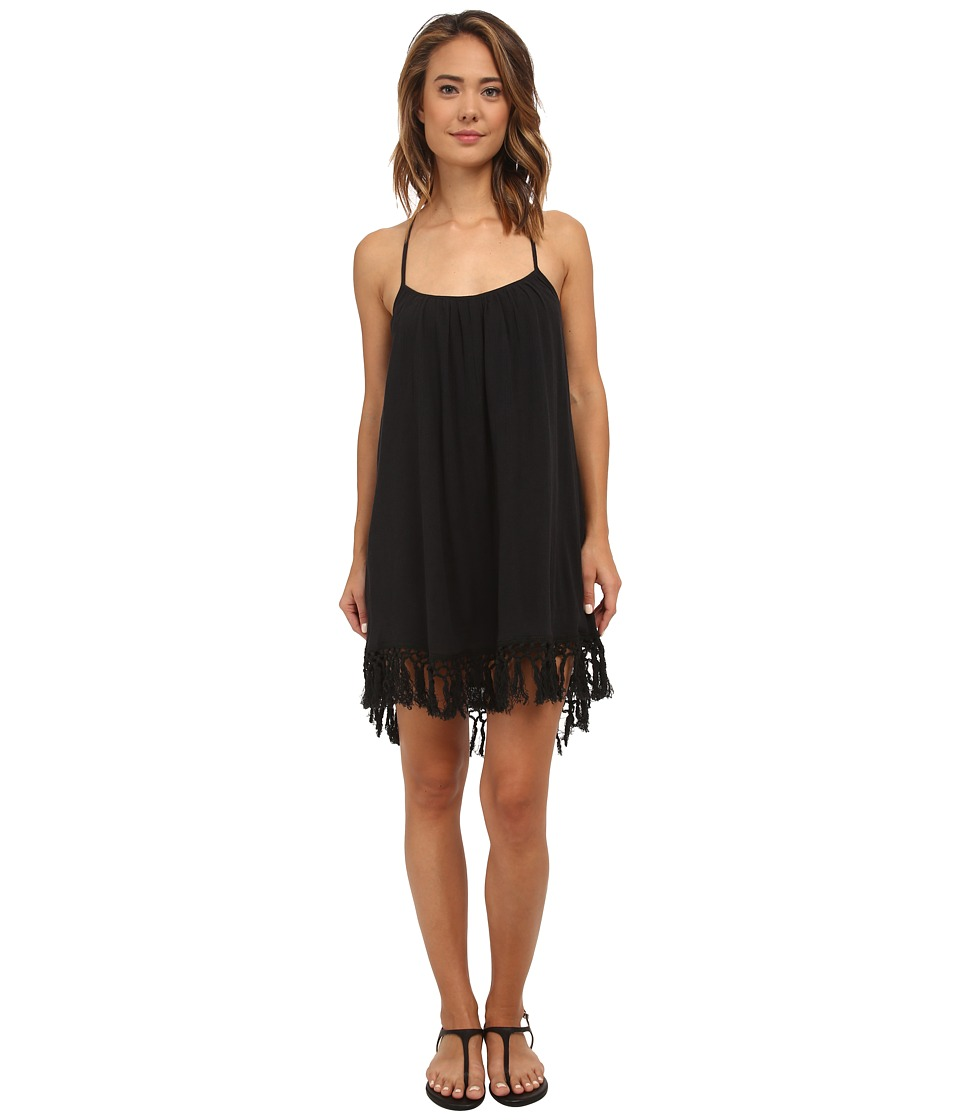 Volcom - Oh Dang Dress (Black) Women's Dress