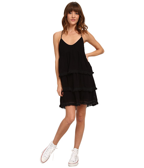 Volcom - Haute Love Dress (Black) Women