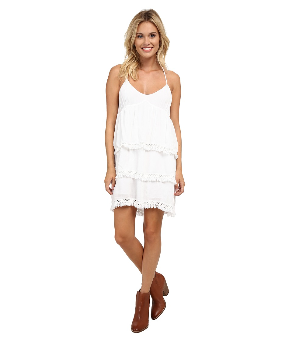 Volcom - Haute Love Dress (White) Women's Dress