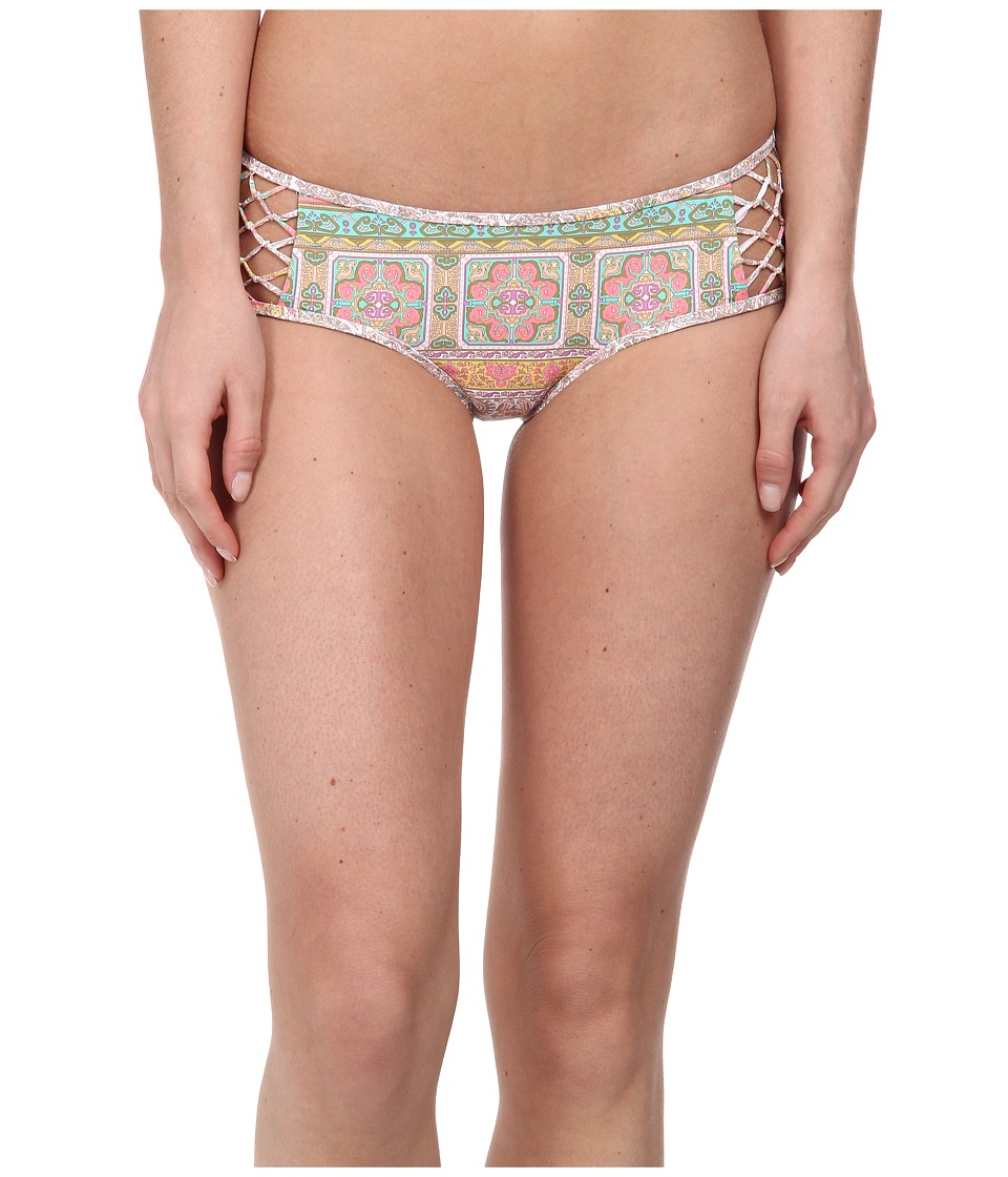 O'Neill - Anna Sui for O'Neill - Love Birds Hipster Bottoms (Multi) Women's Swimwear