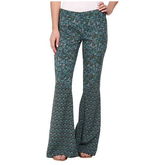 O'Neill - Anna Sui for O'Neill - Day Dreamer Bell Pants (Paradise) Women's Casual Pants