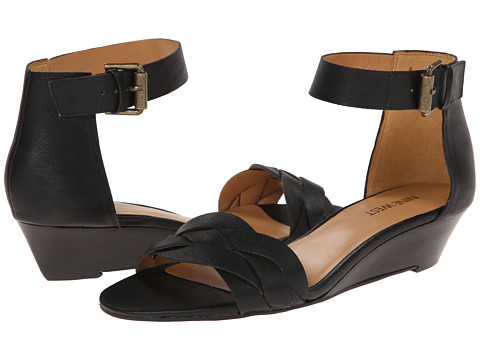 Nine West - Valci (Black 2 Synthetic) Women's Sandals