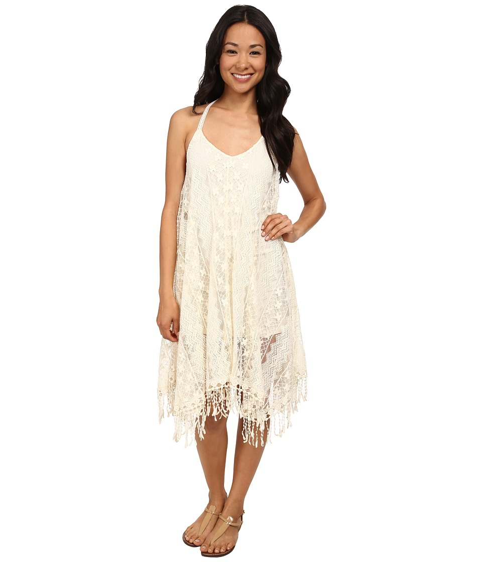 O'Neill - Anna Sui for O'Neill - Beacon Lace Dress (Naked) Women's Dress