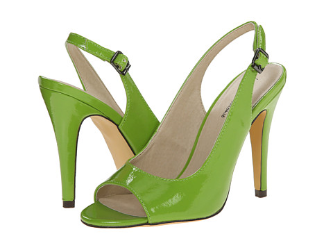 Michael Antonio - Lahdame (Lime) Women's Sling Back Shoes