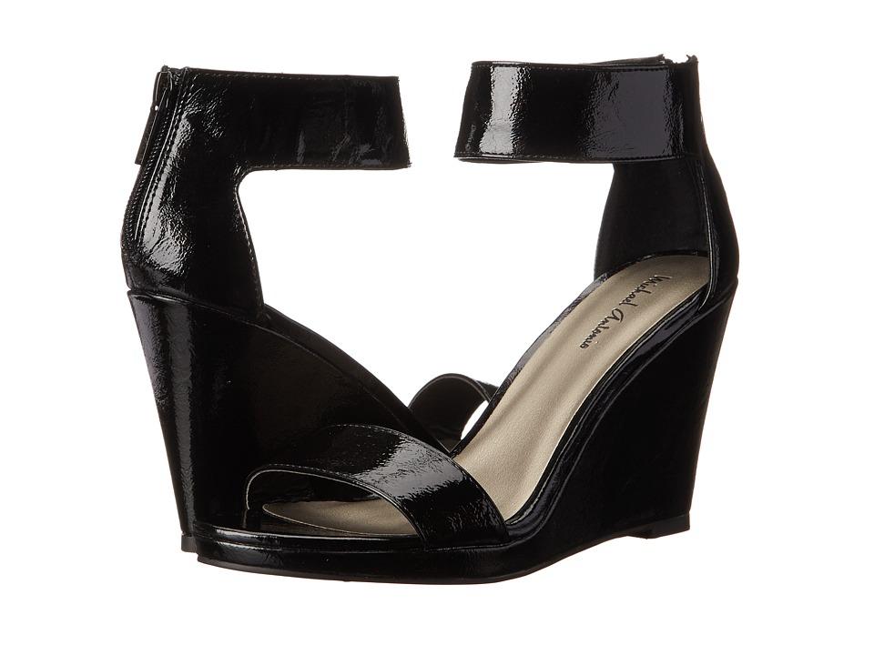Michael Antonio - Giuil (Black) Women's Wedge Shoes