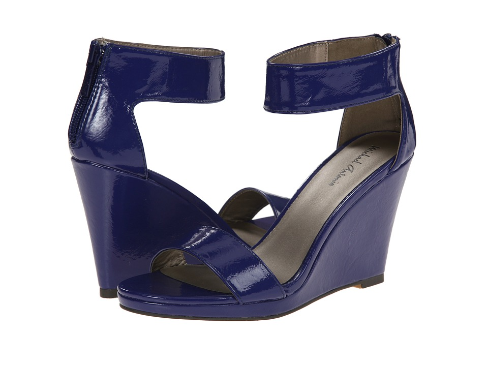 Michael Antonio - Giuil (Cobalt) Women's Wedge Shoes
