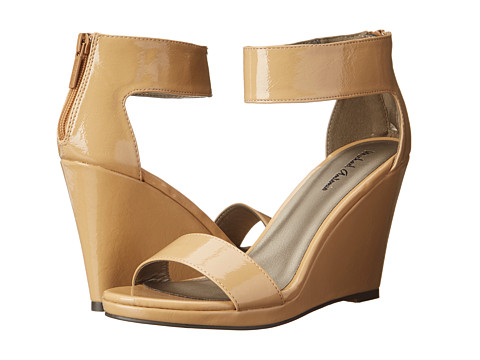 Michael Antonio - Giuil (Natural) Women's Wedge Shoes