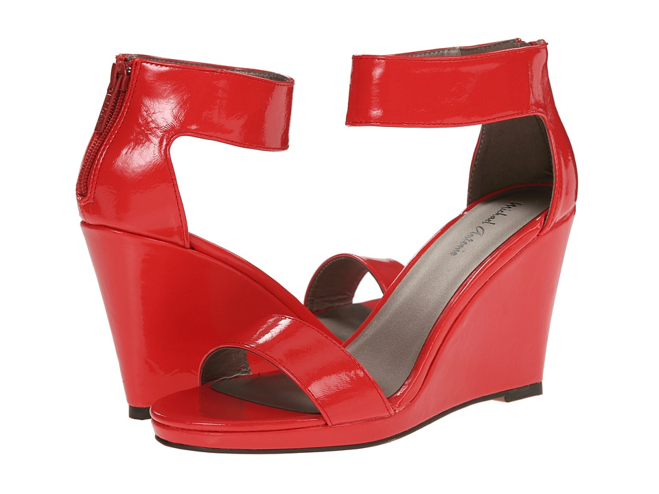 Michael Antonio - Giuil (Red) Women's Wedge Shoes