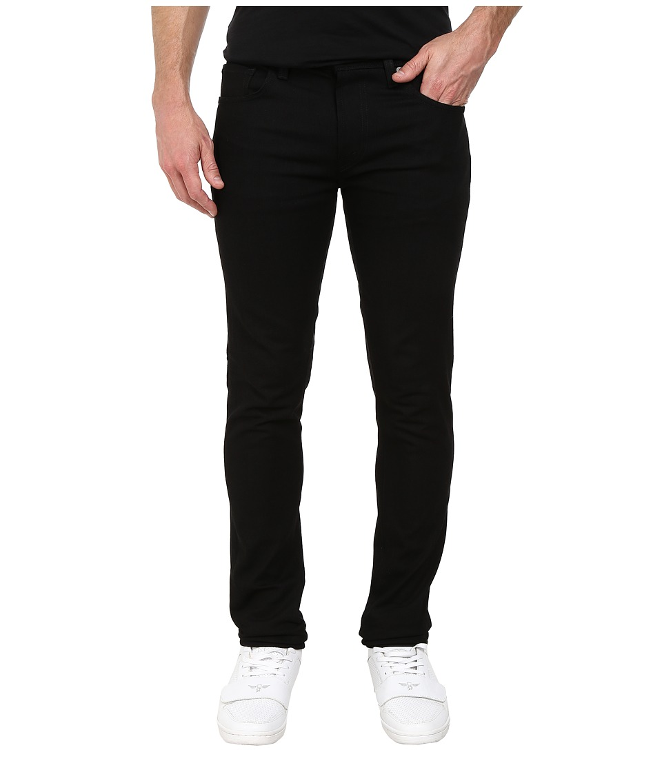 J Brand - Mick Skinny in Black (Black) Men's Jeans