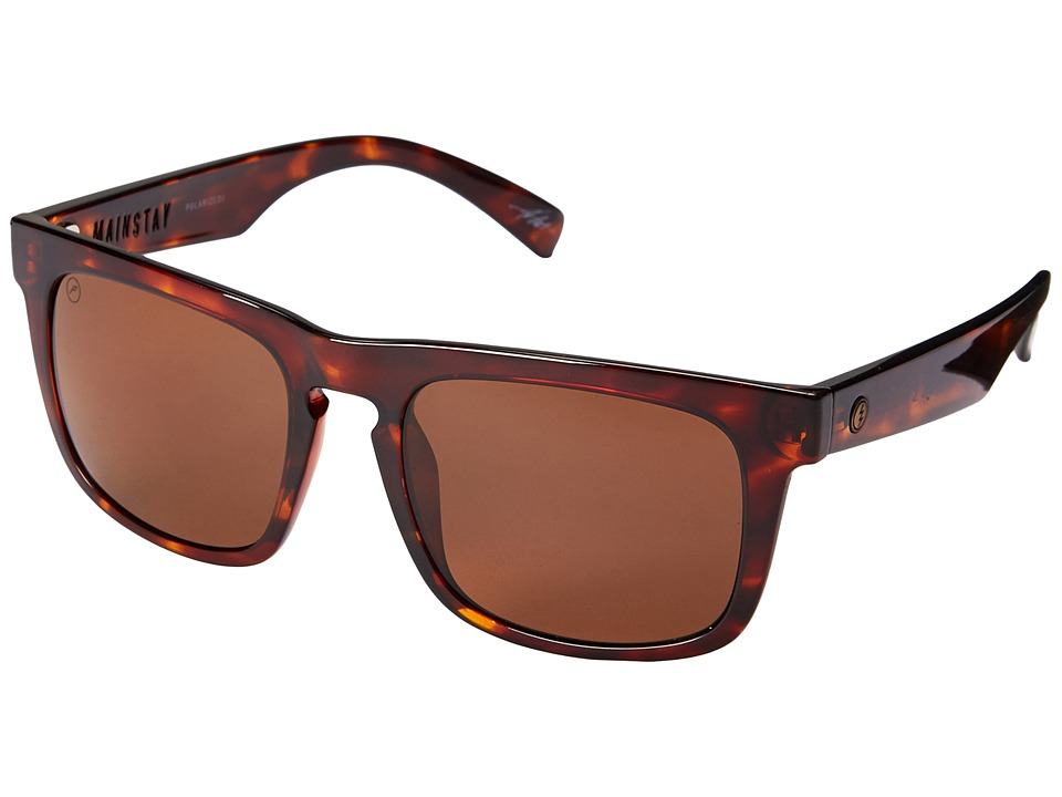 Electric Eyewear - Mainstay (Tort Shell/M1 Brown Polar) Sport Sunglasses
