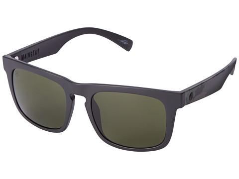 Electric Eyewear - Mainstay (Matte Black Camo/M Grey) Sport Sunglasses