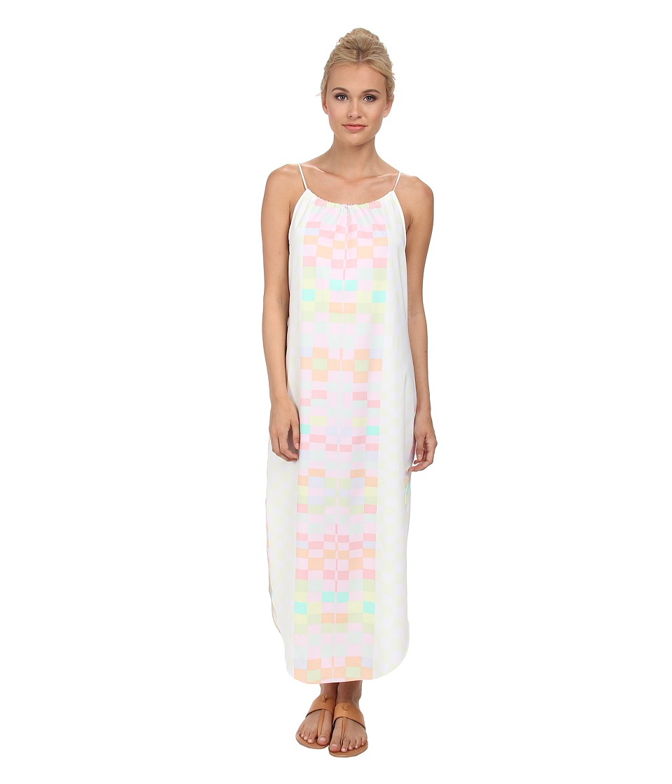 Mara Hoffman - Easy Dress (Receptor Citrus) Women's Dress
