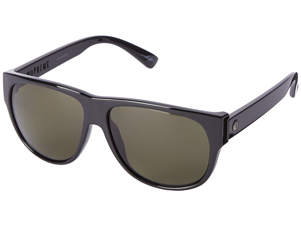 Electric Eyewear - Mopreme (Gloss Black/M1 Grey Polar) Sport Sunglasses