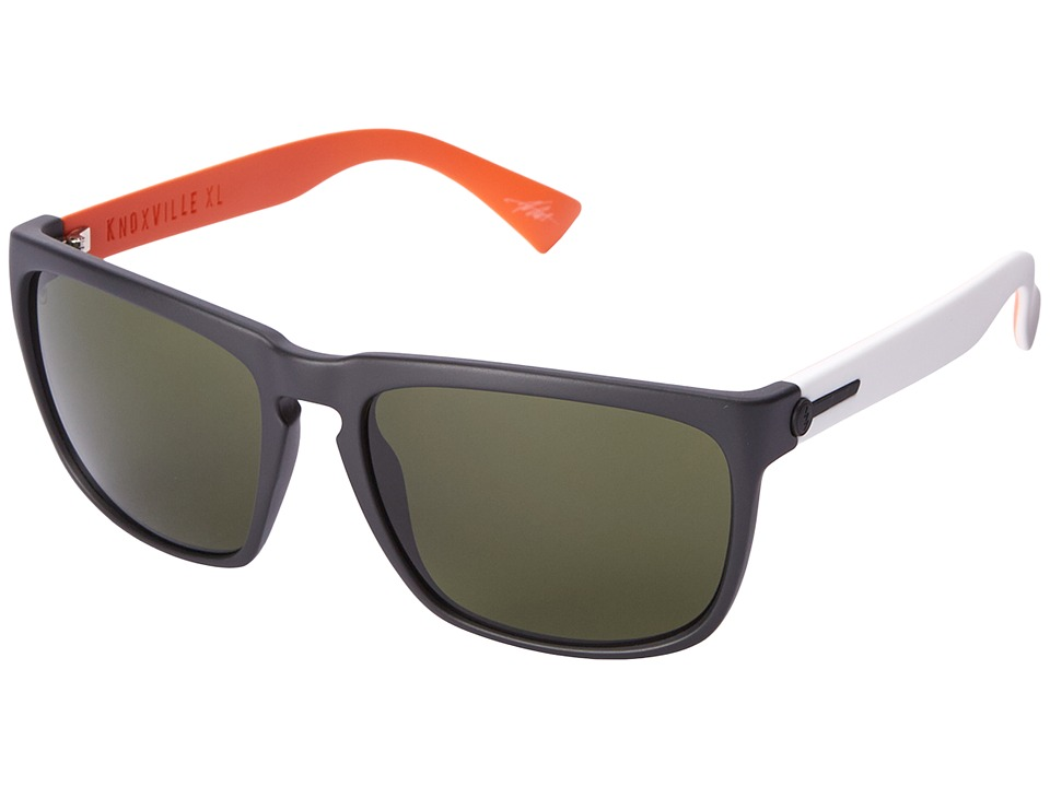 Electric Eyewear - Knoxville XL (Orange Blast/M Grey) Sport Sunglasses