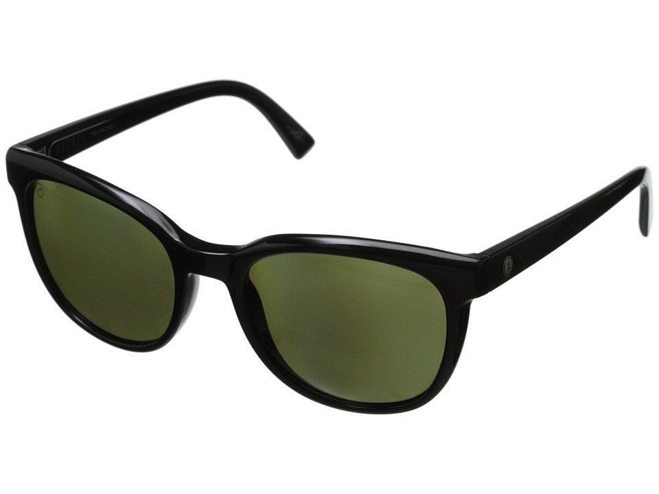 Electric Eyewear - Bengal (Gloss Black/M1 Grey Polar) Sport Sunglasses