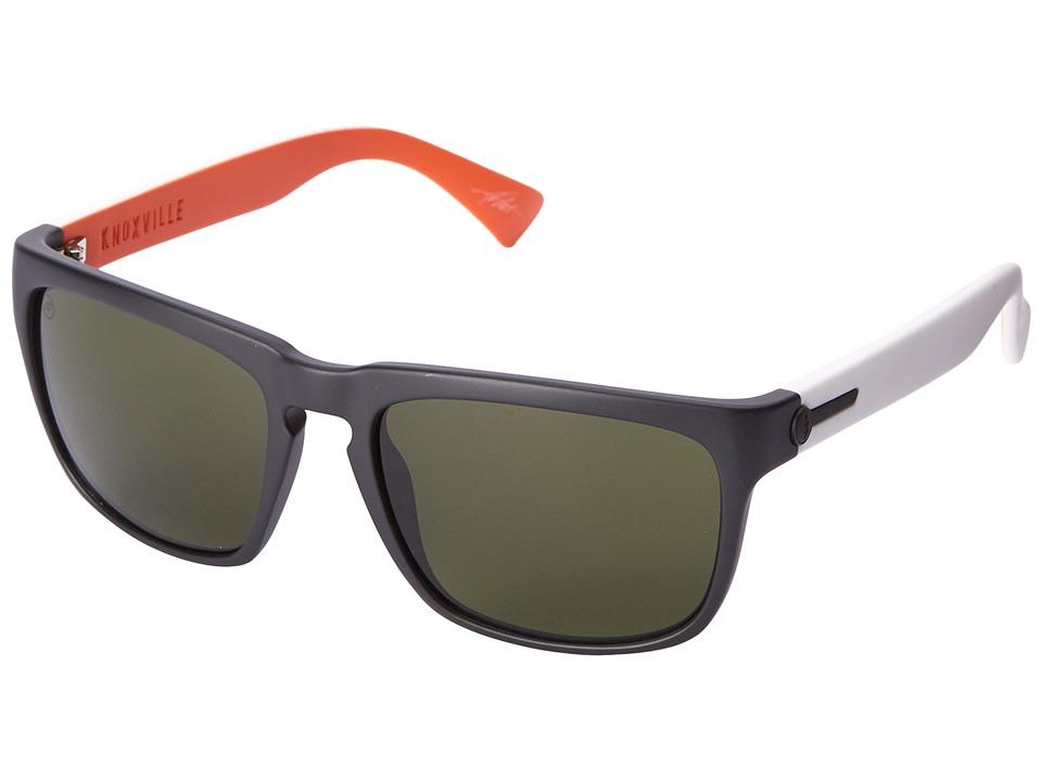 Electric Eyewear - Knoxville (Orange Blast/M Grey) Sport Sunglasses