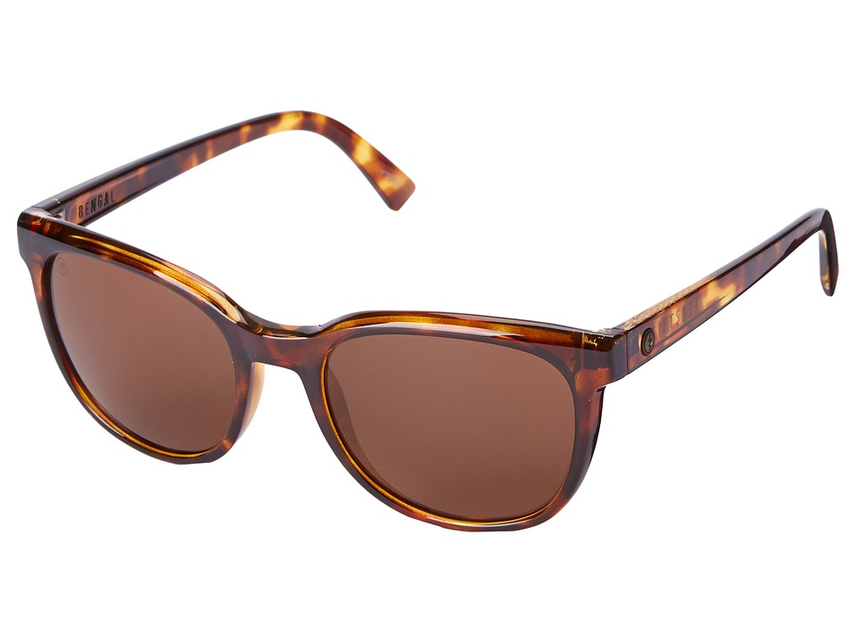Electric Eyewear - Bengal (Tort Shell/M Bronze) Sport Sunglasses