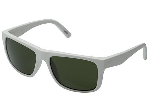 Electric Eyewear - Swingarm (Alpine White/M Grey) Sport Sunglasses