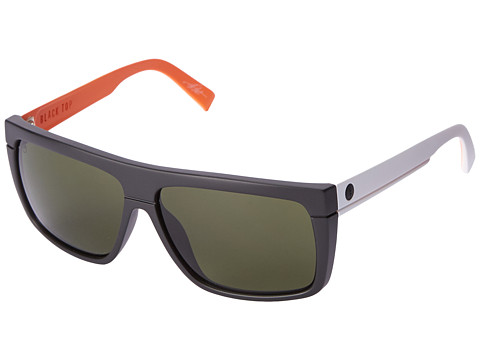 Electric Eyewear - Black Top (Orange Blast/M Grey) Sport Sunglasses